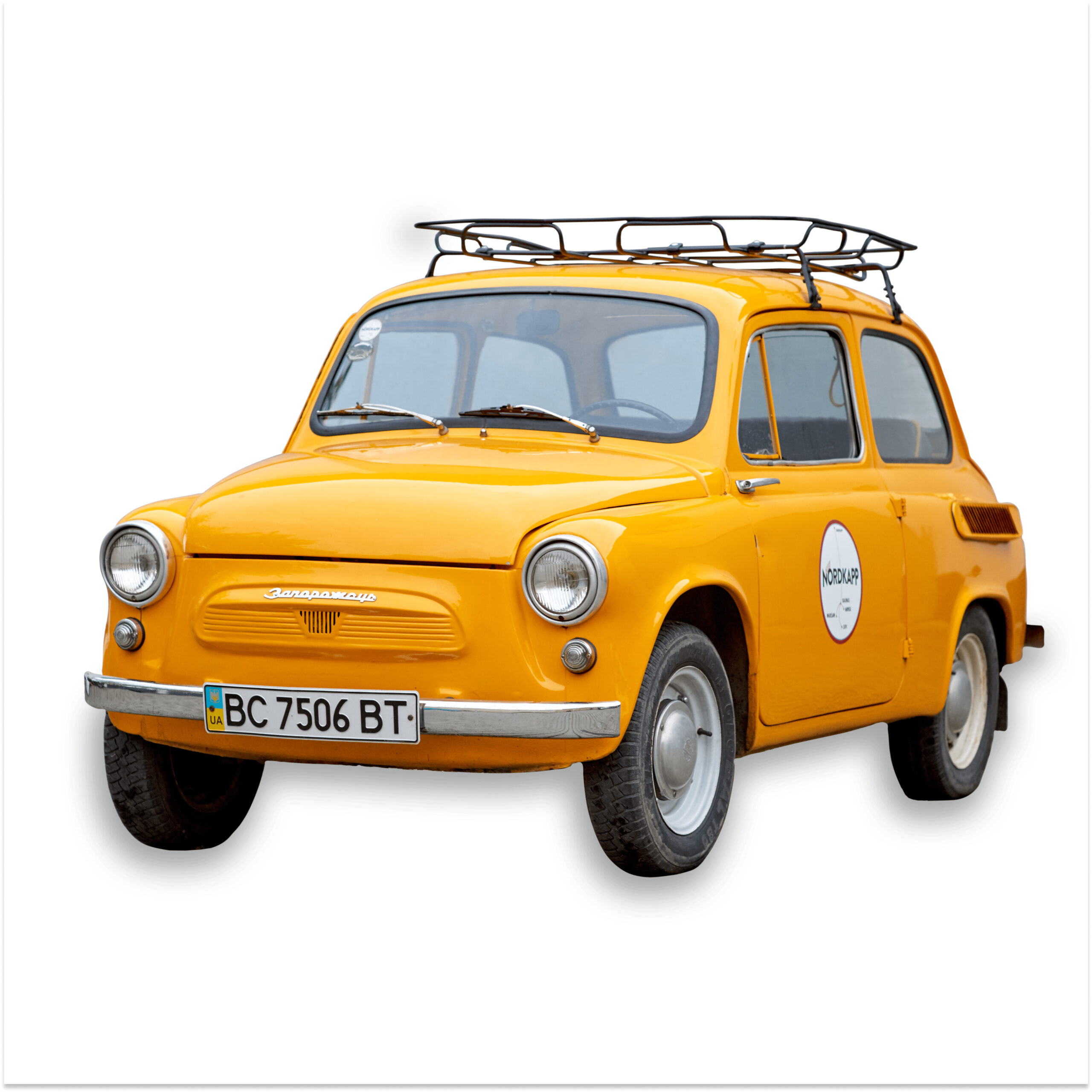 ЗАЗ - 965, 1968, Україна