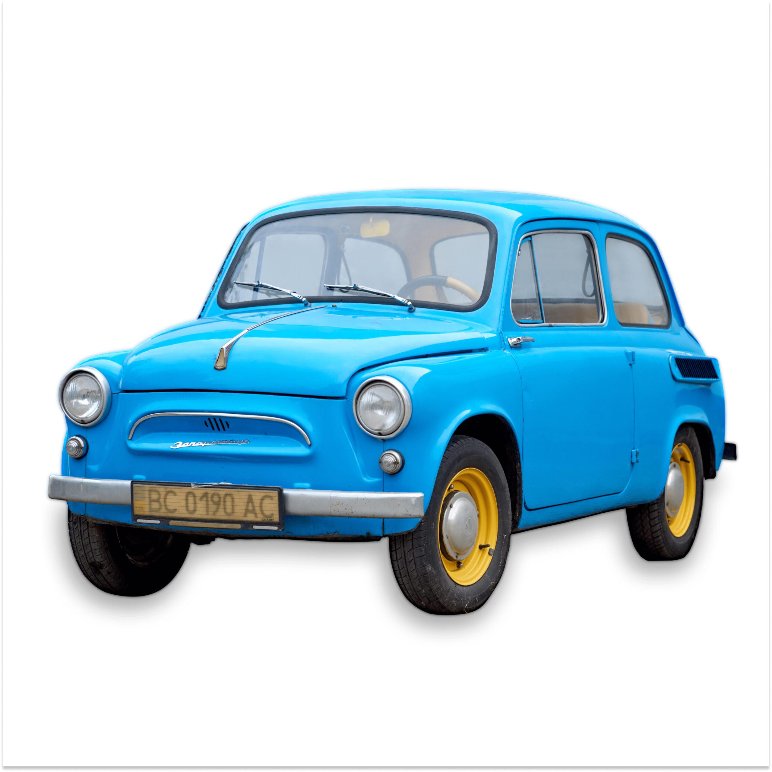 ЗАЗ-965, 1967, Україна